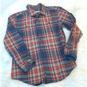 Tucker + Tate Boy's Shirt Button Down  Size 6